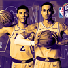 Lonzo Ball, Kyle Kuzma Selected to Participate in MTN Dew Ice Rising Stars Game