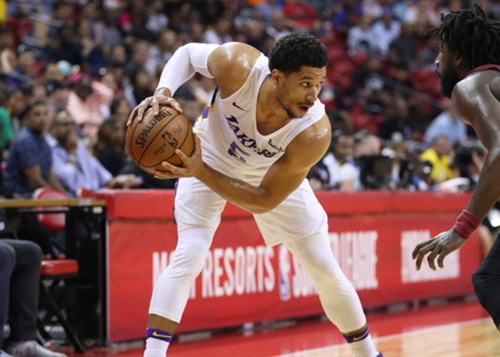 Image result for josh hart summer league 2018