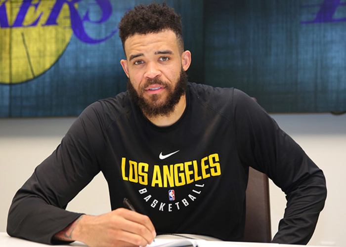Performance Toyota Memphis >> Lakers Sign JaVale McGee | Los Angeles Lakers