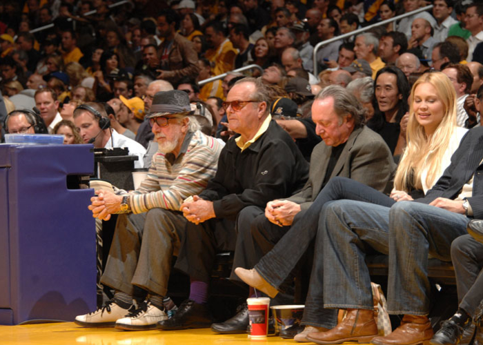 Lakers Celebrity Seating Chart - Best Picture Of Chart ...