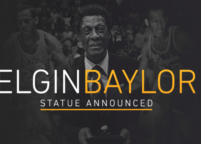 Performance Toyota Memphis >> Lakers to Honor Elgin Baylor with a Statue at STAPLES Center | Los Angeles Lakers