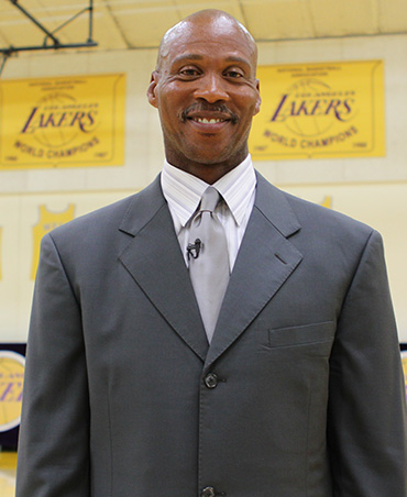 Byron Scott Comes Home