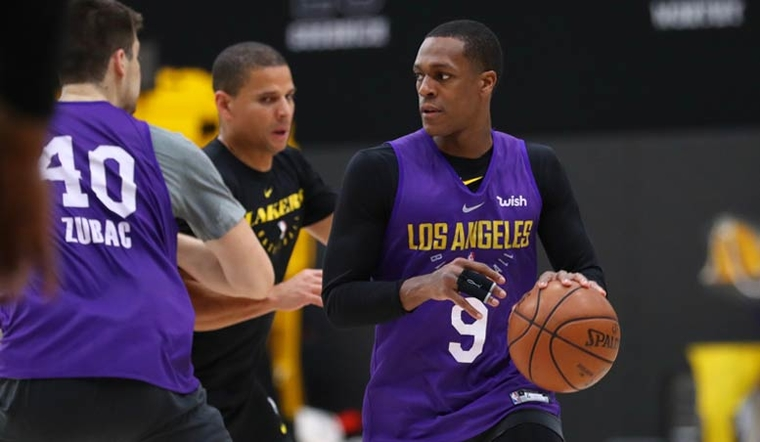 Lakers Hope for a Rondo Return on Thursday