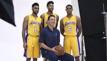 Walton, Players Outline Expectations At Media Day