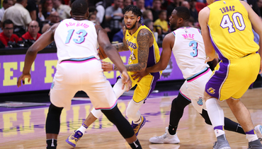 59.5 Percent: How the Lakers Shot Their Highest Clip in 4 Years