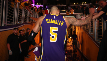 Tyson Chandler: From Farm Life to the Lake Show