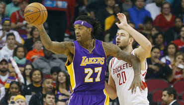 Gameday: Lakers 98, Rockets 92
