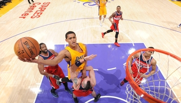 Postgame Numbers: Lakers vs. Wizards