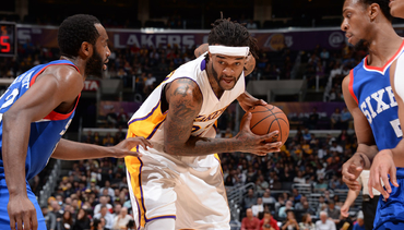 Gameday: Lakers 101, 76ers 87