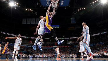 Gameday: Thunder 127, Lakers 117