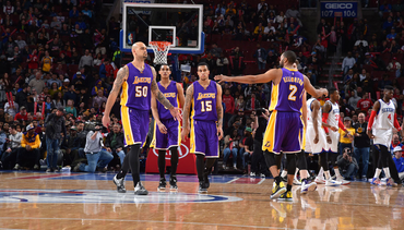 Gameday: Lakers 113, 76ers 111