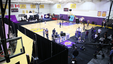PHOTOS: Lakers Media Day