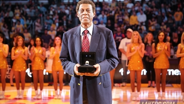 Lakers Celebrate Elgin Baylor's 80th Birthday