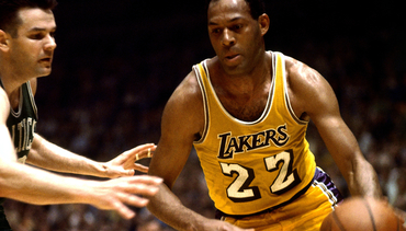 Lakers Alumni - Gail Goodrich  c45886d8b