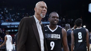 Lakers in Africa: An Unforgettable Experience for Pelinka, Kareem, McGee, and Deng