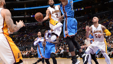Gameday: Thunder 108, Lakers 101