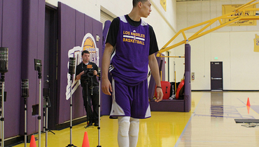 Draft Workout: Zach LaVine