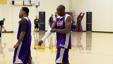 First Day of Training Camp - Photo Gallery