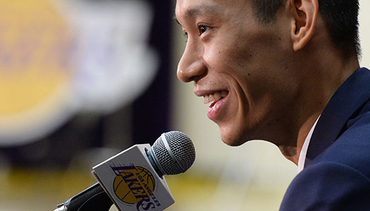 Jeremy Lin Introduced