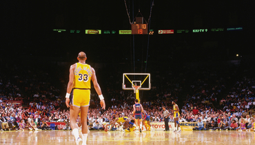 Lakers Alumni - James Worthy  03672df31