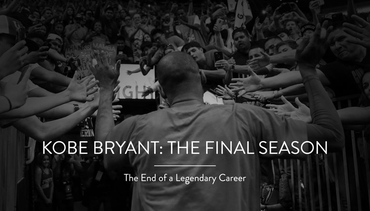 Kobe Bryant: The Final Season