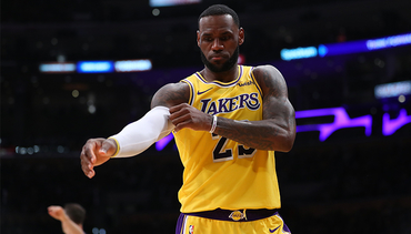 Comunicado de los Lakers acerca de LeBron James