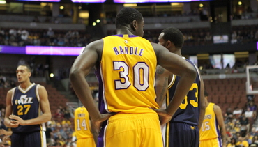 Randle Continues Adapting to NBA Competition