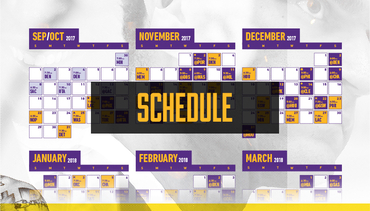 View the Lakers 2017-18 regular season schedule!
