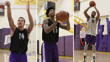 Lakers Work Out Gordon, Payton, Smart For Second Time
