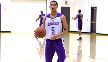 Lakers Acquire Draft Rights to Jordan Clarkson