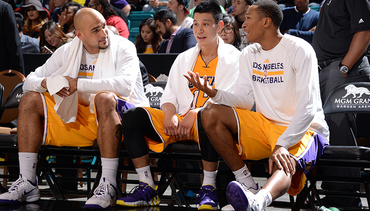 Lakers Wrap Up 2014 Preseason