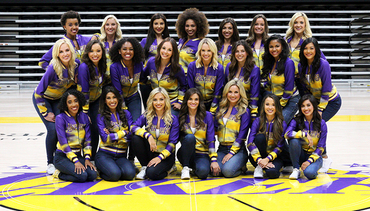 Meet the 2018-19 Laker Girls!!