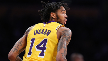 Ingram's Star On The Rise