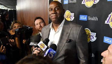 "Lakers Statement on Earvin ""Magic"" Johnson"