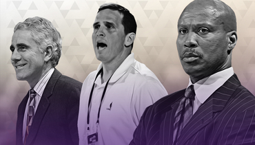 Lakers Announce Coaching Staff