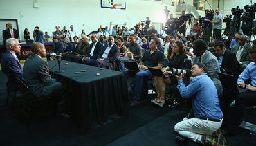 PHOTOS: Byron Scott Press Conference