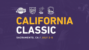 Lakers to Participate in California Classic