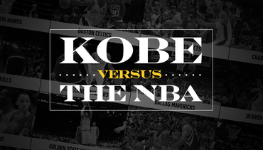 Kobe Versus The NBA