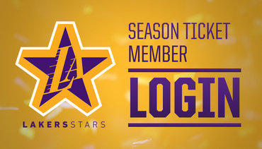 Lakers Season Ticket Member Login