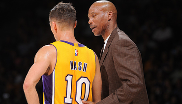 Steve Nash Out For The Season