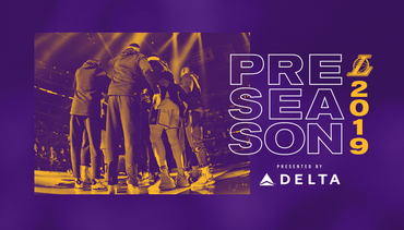 Preseason Schedule presented by Delta Air Lines