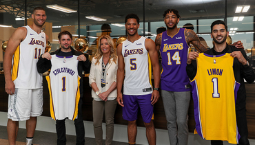 Lakers & Wish: Press Release