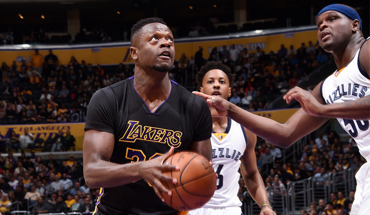 Julius Randle vs. Memphis
