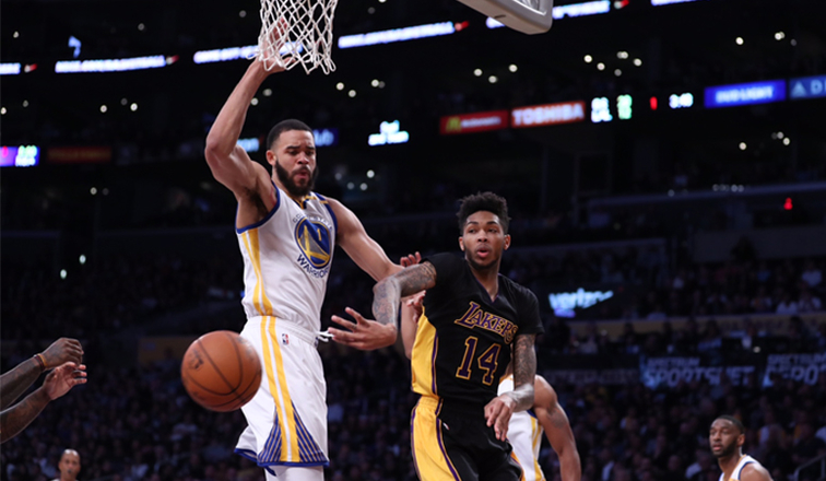 Lakers face Warriors without 3 injured starters