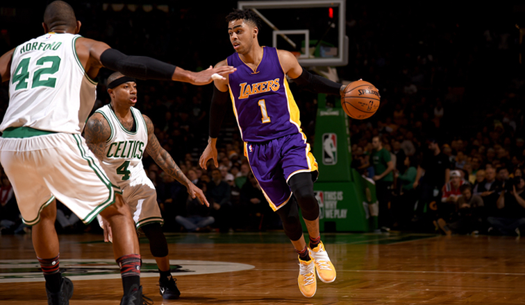 4a63f7f8a8dc 10 Things to Know  Lakers vs. Celtics (3 3 17)