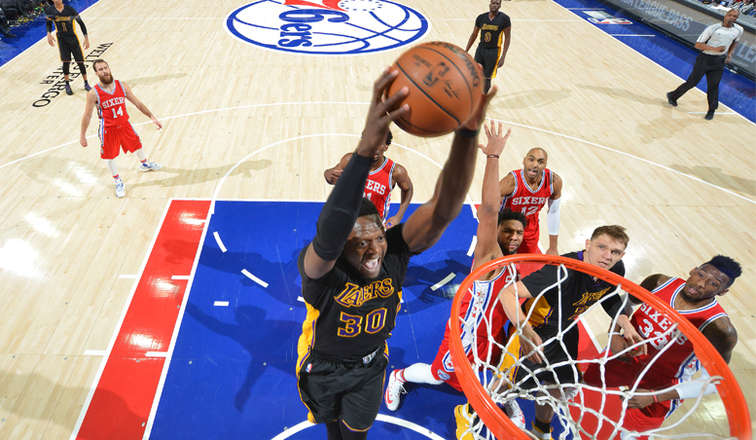 10 Things to Know: Lakers vs. 76ers (3/12/17) | Los ...