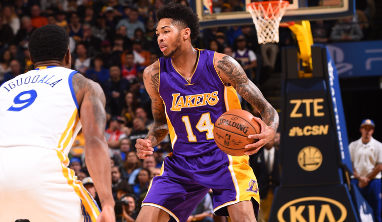 6810e211471 10 Things to Know: Lakers at Warriors (4/12/17) | Los Angeles Lakers