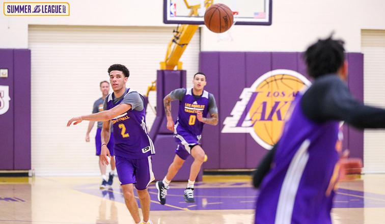 961cad5d326 What to Watch For During the Lakers' Summer League Run | Los Angeles Lakers