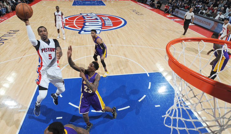 a4ffd9f4627 Latest Laker: Kentavious Caldwell-Pope   Los Angeles Lakers