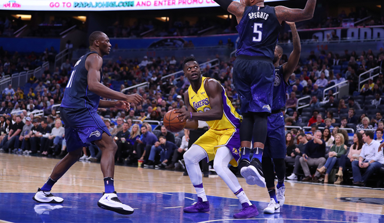 Julius Randle vs. Orlando